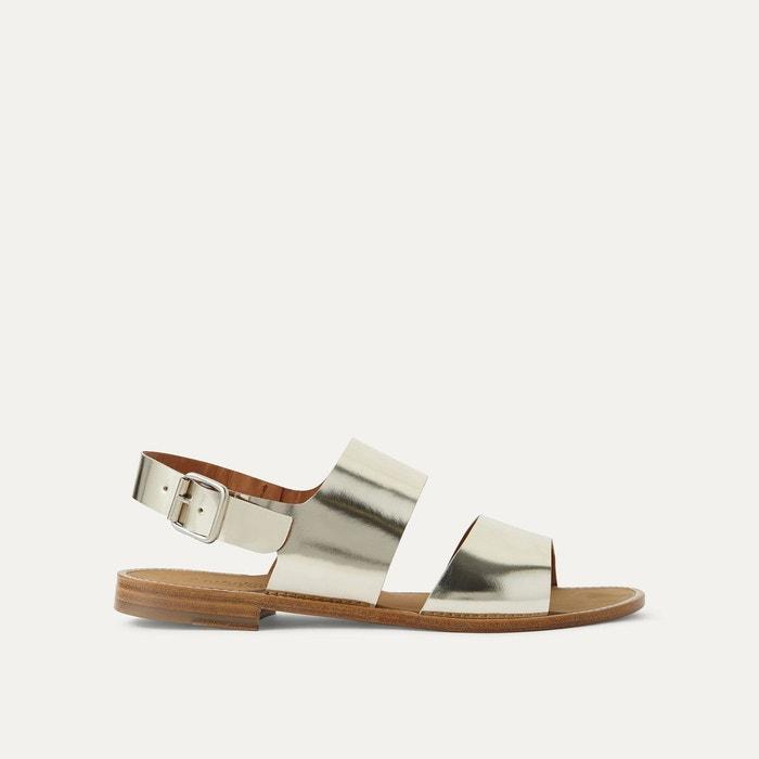 Sandales cuir ANTHOLOGY PARIS