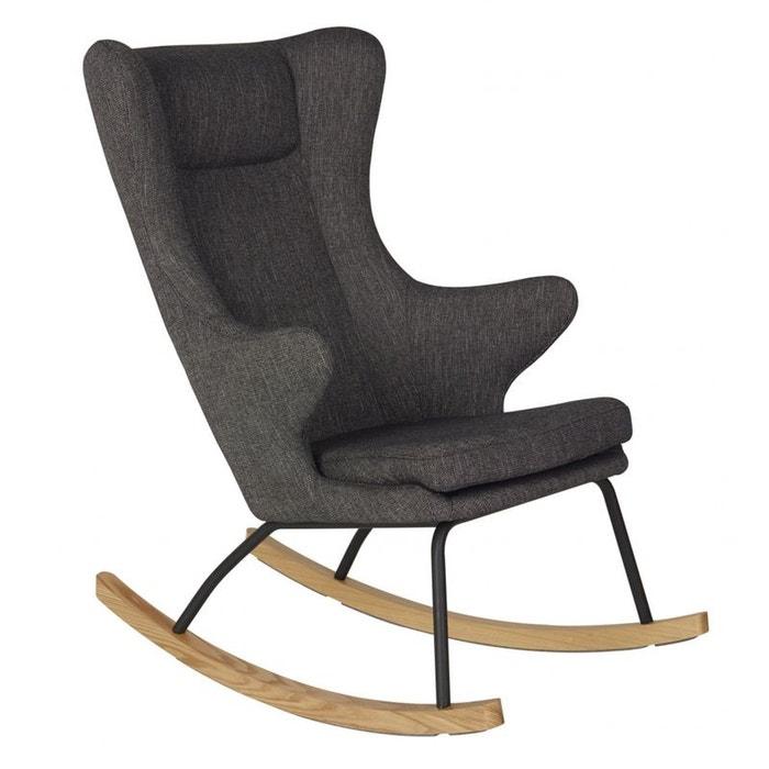 fauteuil d 39 allaitement rocking chair quax la redoute. Black Bedroom Furniture Sets. Home Design Ideas