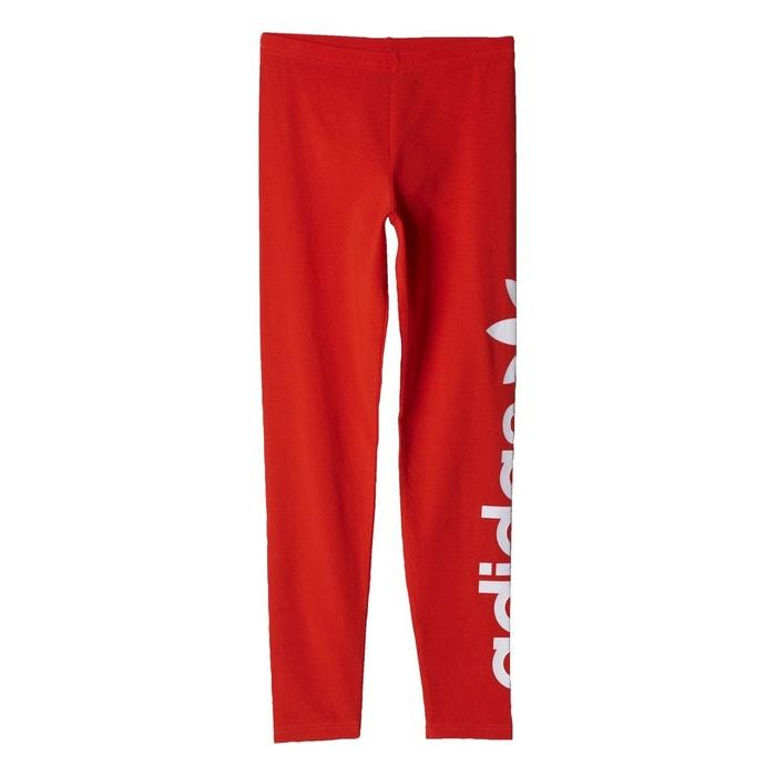 Legging rouge Adidas Originals  6686e4f28f1