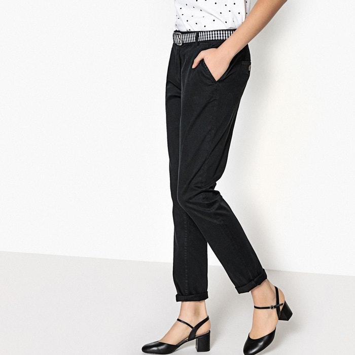 Pantalon chino slim  LA REDOUTE COLLECTIONS image 0