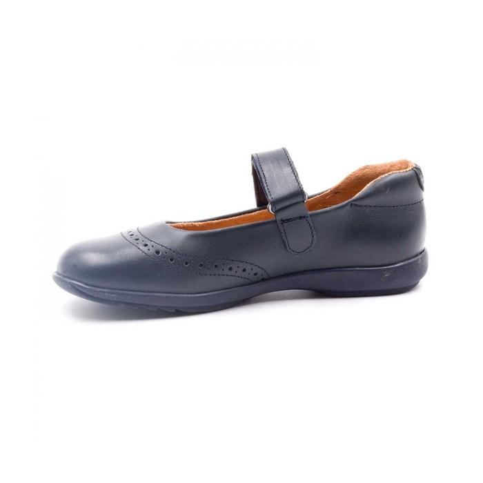 Boni betty ii - ballerines fille bleu marine 24-35 bleu marine Boni Classic  Shoes   La Redoute 9d38e2188c46
