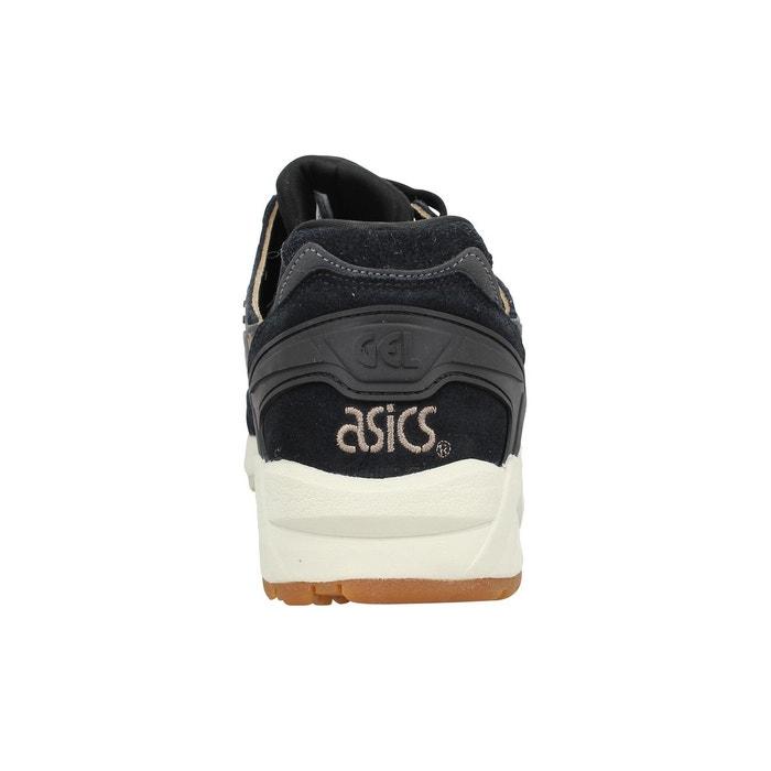Baskets ASICS Gel Kayano Trainer Evo velours Homme-44-Noir Olive 1DMhvShxT