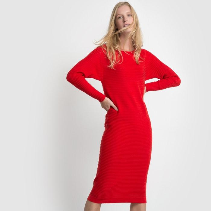 lana Collections 100 La merina Vestido Redoute jersey xXqC1zw