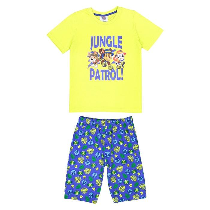 Short Pyjamas, 2-8 Years  PAW PATROL image 0