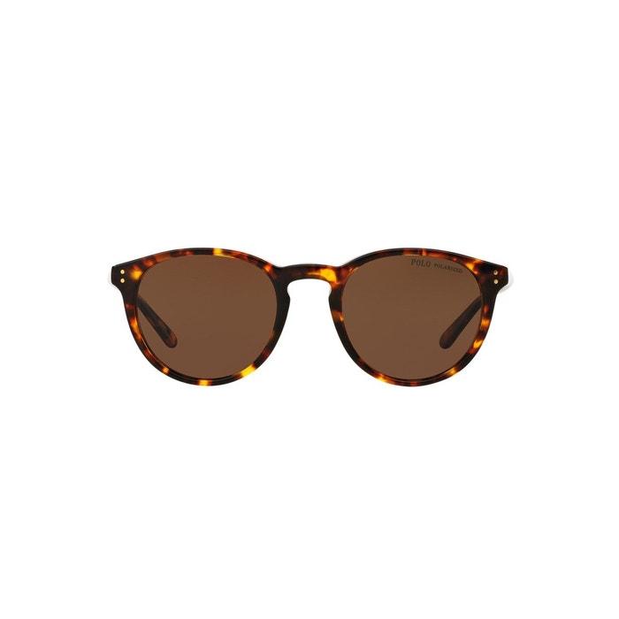 046638b8f86e78 Lunettes de soleil ph4110 marron glacé Polo Ralph Lauren   La Redoute