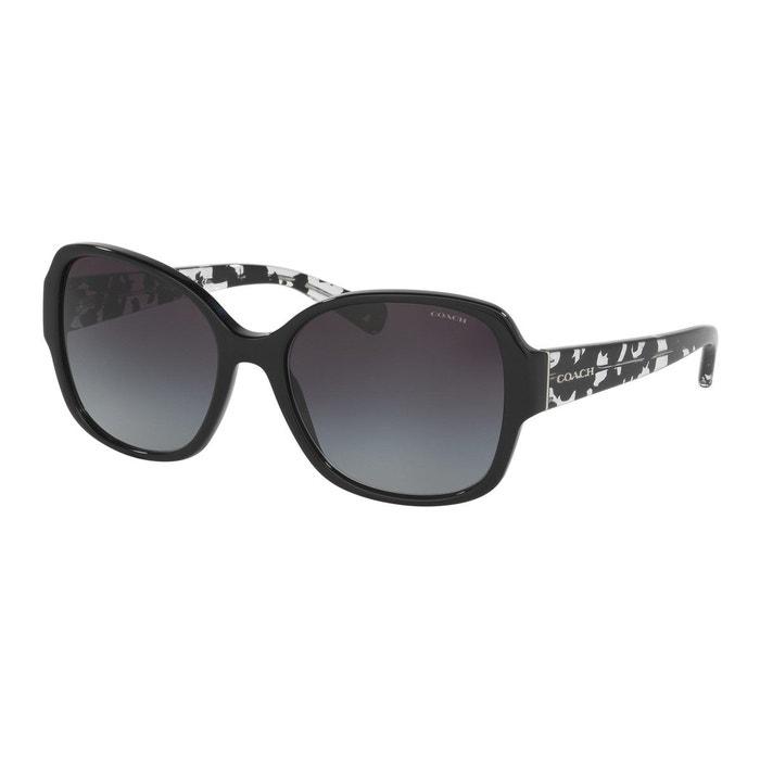 Lunettes de soleil hc8166f noir Coach | La Redoute Parcourir Pas Cher nqHnA9cYc