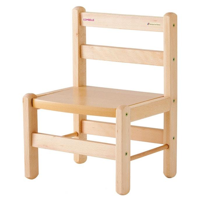 chaise basse laqu taupe combelle combelle la redoute. Black Bedroom Furniture Sets. Home Design Ideas