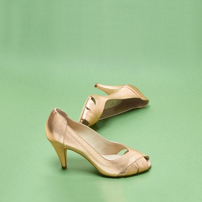 retro brillante tac 243;n R MADEMOISELLE piel de de Zapatos OwTxxq8P