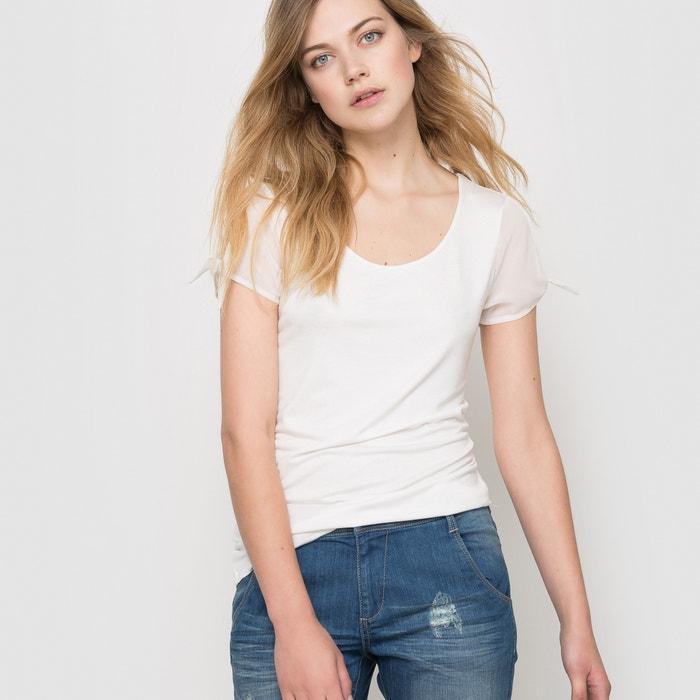 Image T-shirt om te strikken met korte mouwen R édition