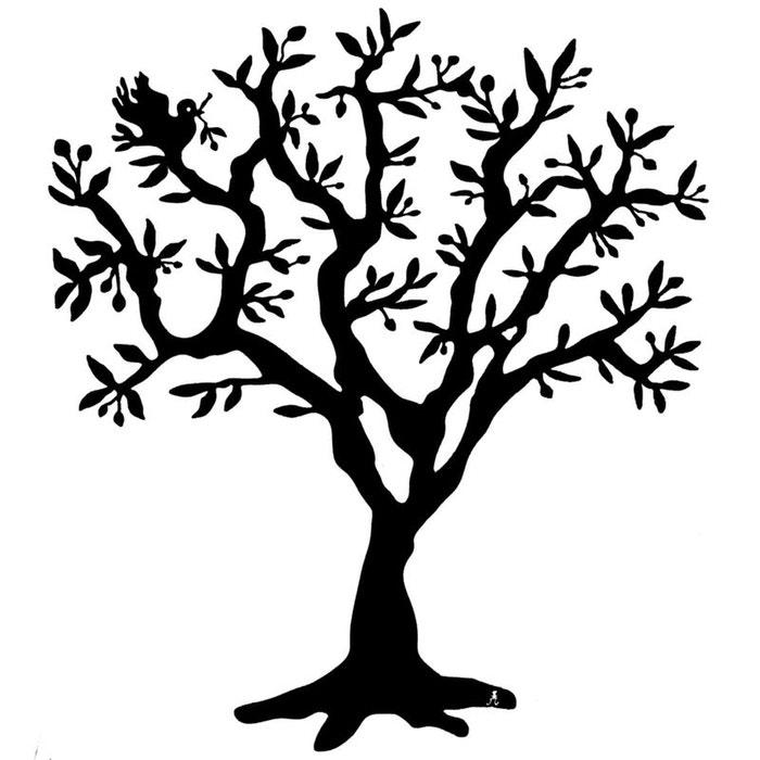 Arbre porte bijoux mural en métal noir olivier noir Michele Bonte | La Redoute Qualité Supérieure Pas Cher En Ligne gtcKo9YD