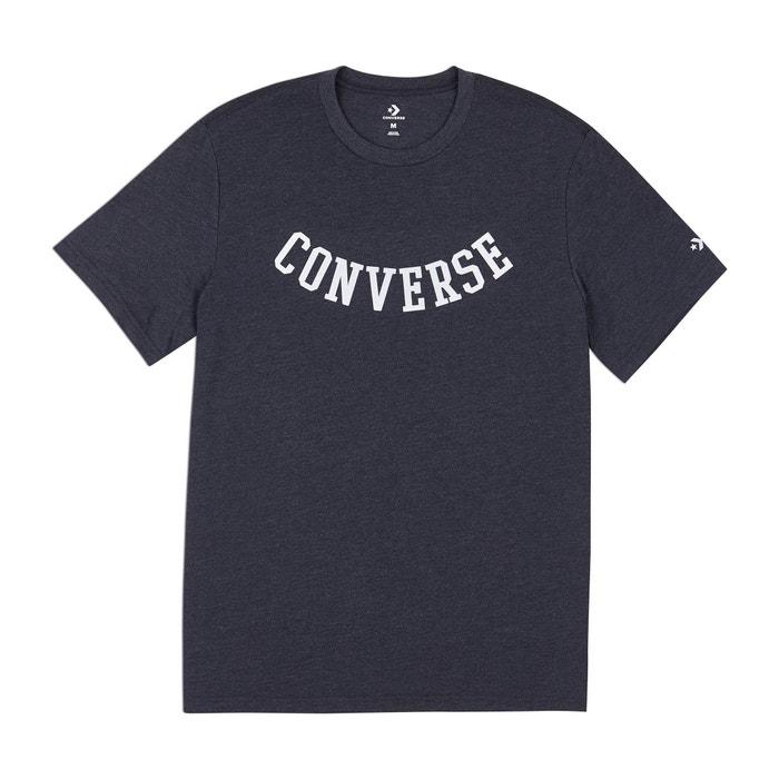 y CONVERSE con manga redondo cuello corta Camiseta 84vnq4I