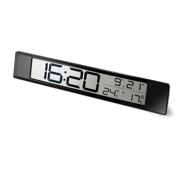 horloge murale ou de table température intérieure et extérieure