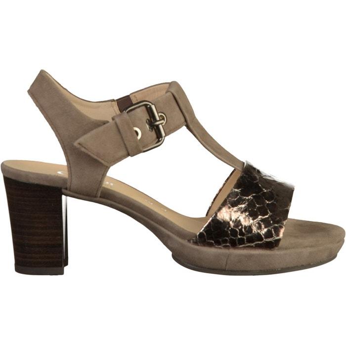 Sandales anthrazit Gabor