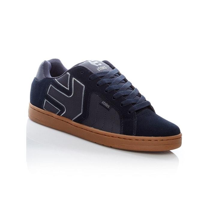 Chaussure Etnies Fader 2 Bleu Fonce-Gris-Gum