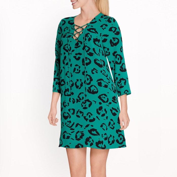 Robe imprimée léopard ONEILL ESSENTIEL ANTWERP
