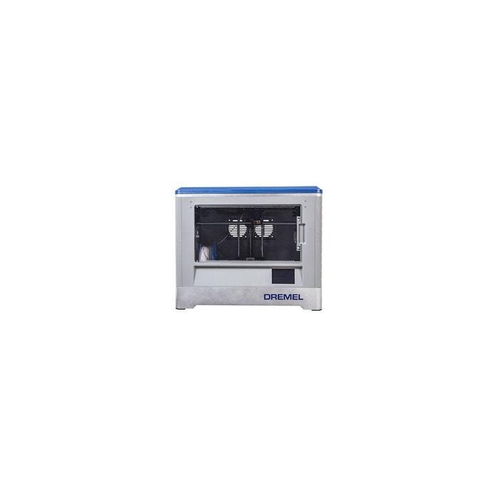 Imprimante 3d dremel couleur unique dremel la redoute - Imprimante 3d dremel ...