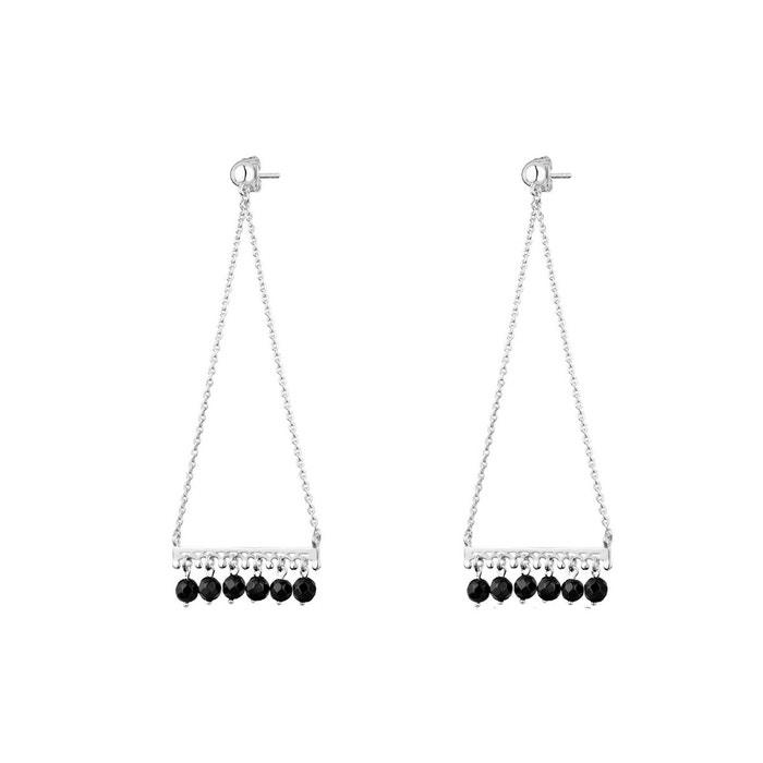 Boucles d'oreilles en argent 925 argent Canyon | La Redoute Prix D'usine Vente À Bas Prix Les Dernières Collections À Jour jVqWy