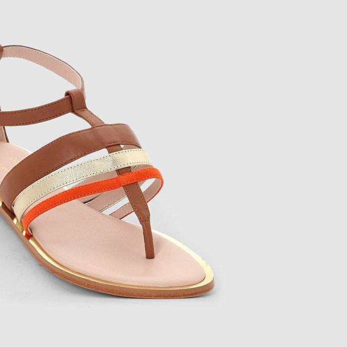 Sandales cosmoparis x mademoiselle r camel Cosmoparis X La Redoute