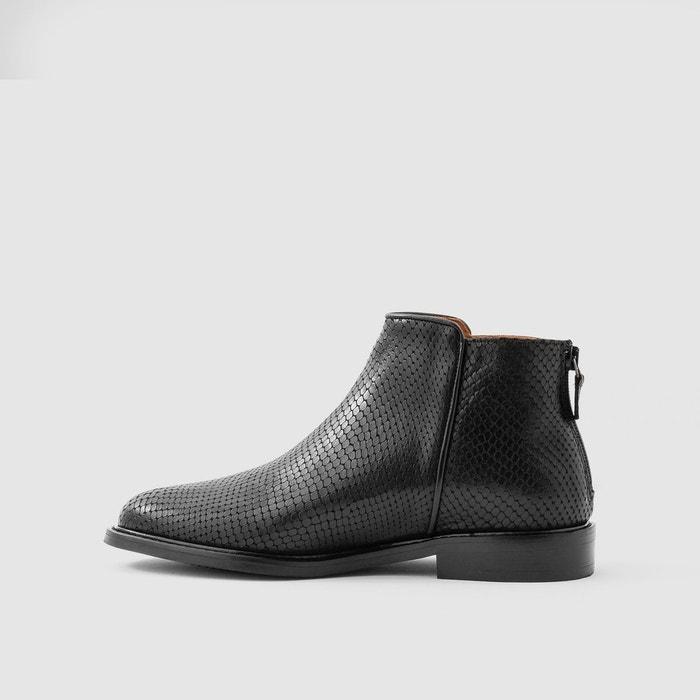 ... Boots en cuir ELFIE - ANTHOLOGY PARIS ANTHOLOGY PARIS (3) ...