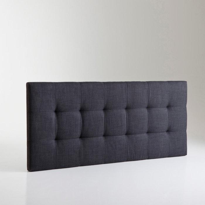 Cabeceira de cama, acolchoada, estilo contempâneo, Numa La Redoute Interieurs