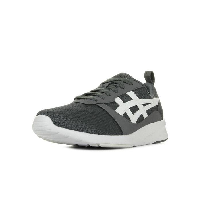 Baskets lyte jogger carbon white  gris/blanc Asics  La Redoute
