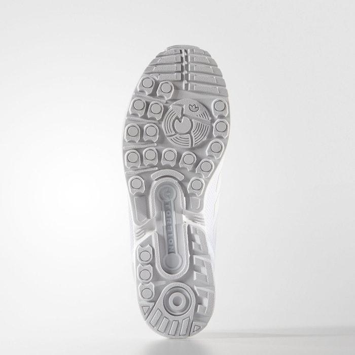Chaussure zx flux blanc Adidas Originals