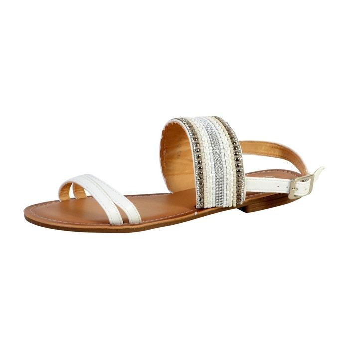 Sandale plate enza nucci  Enza Nucci  La Redoute