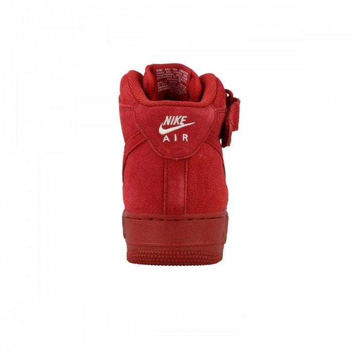 Basket nike air force 1 mid 07 - 315123-609 rouge Nike