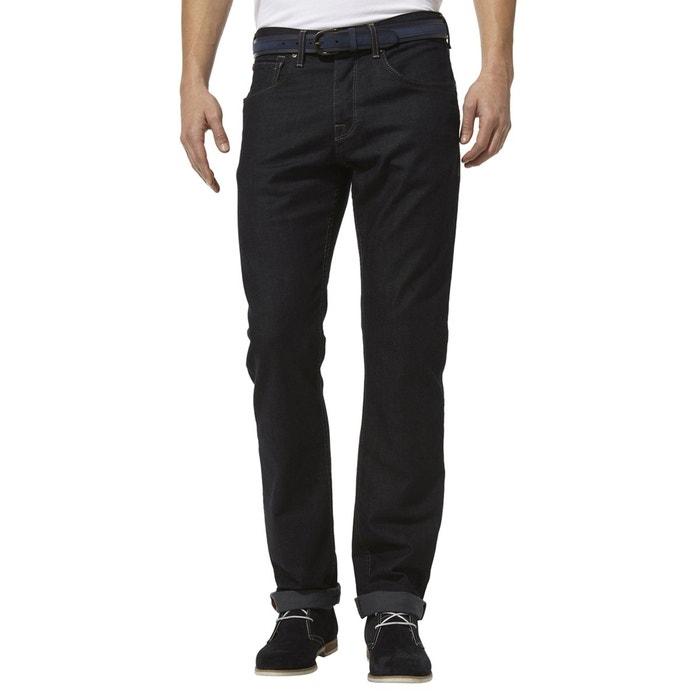 afbeelding Jeans, 5 pockets, recht model, lengte. 34 Rolisse 5 CELIO