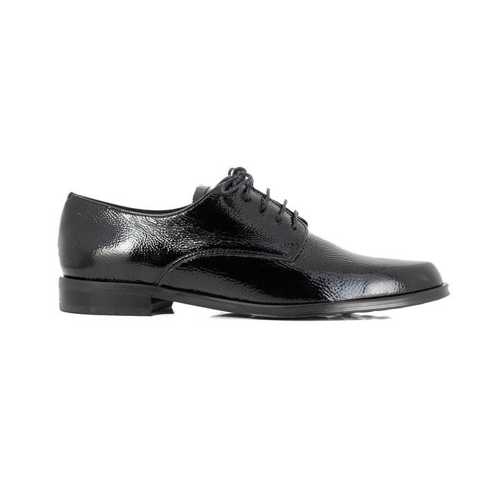 Elizabeth Stuart COPRA 305 NOIR - Chaussures Derbies Femme