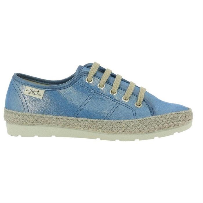 Baskets mode textile  bleu Maison De L'espadrille  La Redoute