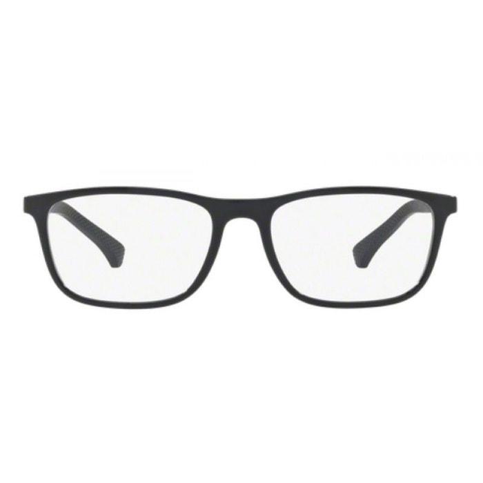 Lunettes de vue pour homme emporio armani noir ea 3069 5017 55/17 noir Emporio Armani | La Redoute Sortie Nice Faux Pas Cher En Ligne QQFwzE