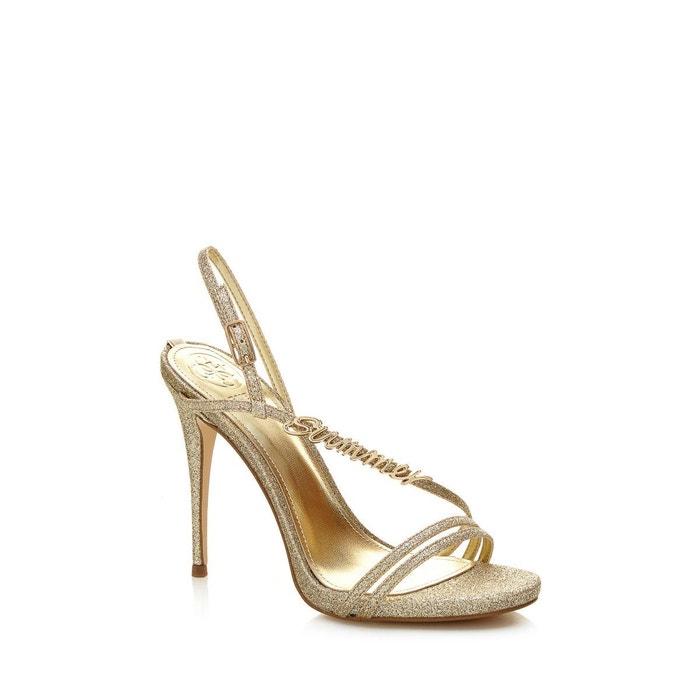 Tilda - Sandales Pour Les Femmes / Or Et Bronze Guess 2NdSkH3YuN