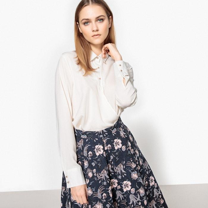 Image Camicia con drappeggio, maniche lunghe La Redoute Collections