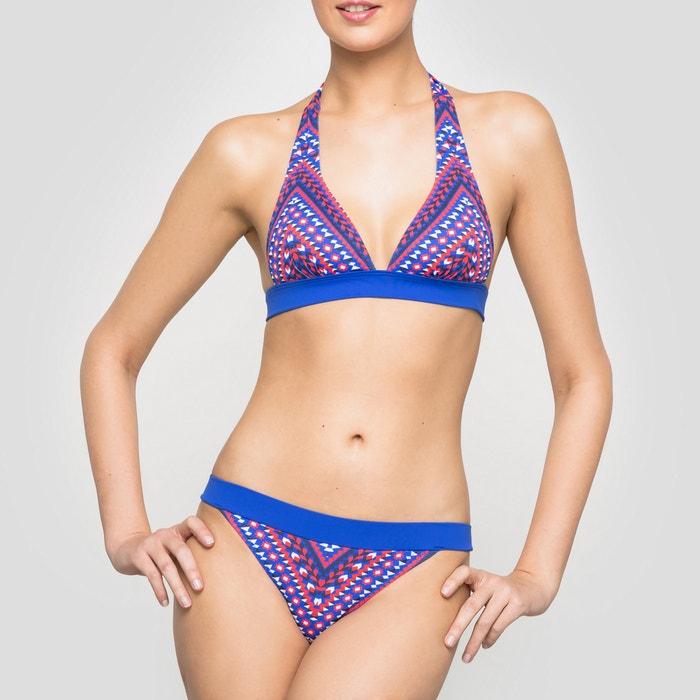 Bikini-Oberteil, bedruckt  La Redoute Collections image 0