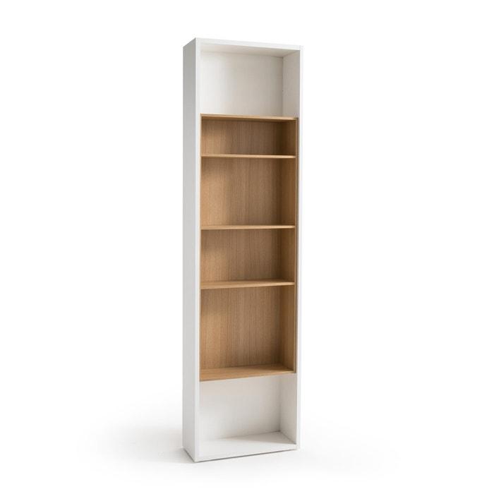 Colonne de rangement avec 5 tag res remia la redoute interieurs la redoute - La redoute meuble chambre ...