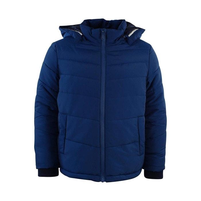 1716fd9cdd2 Doudoune cadet polyester bleu Hugo Boss
