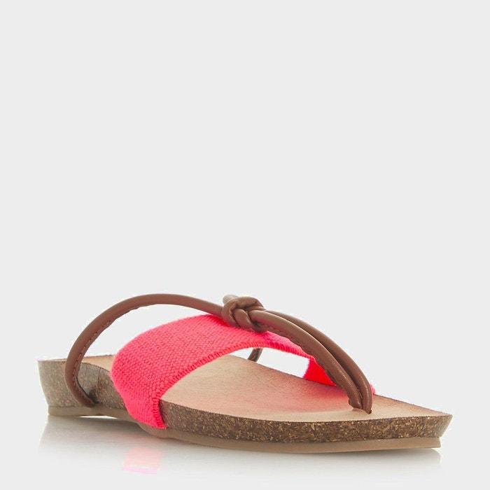 Sandales à entredoigt et brides multiples - lilibet  Head Over Heels By Dune  La Redoute