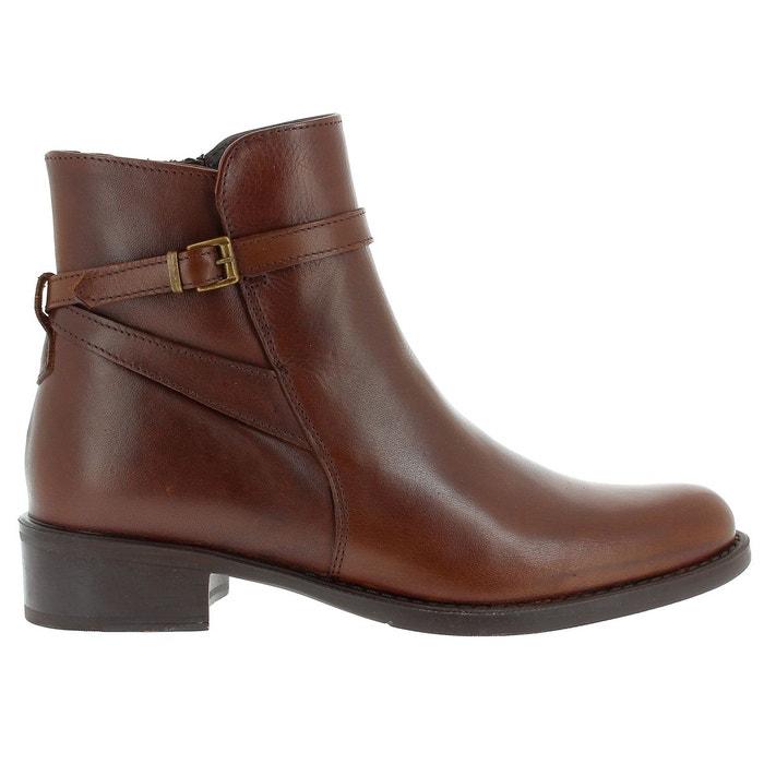 Elizabeth Stuart FEZ 294 NOIR - Chaussures Bottine Femme