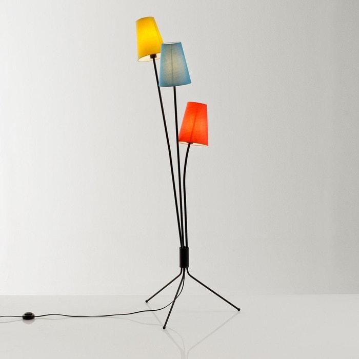 Lampada da terra stile vintage, Amaya  La Redoute Interieurs image 0