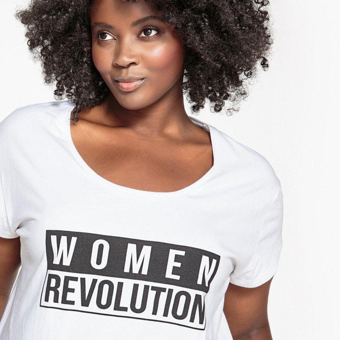 Camiseta Camiseta CASTALUNA con mensaje con mensaje mensaje CASTALUNA con CASTALUNA Camiseta I4q8H8