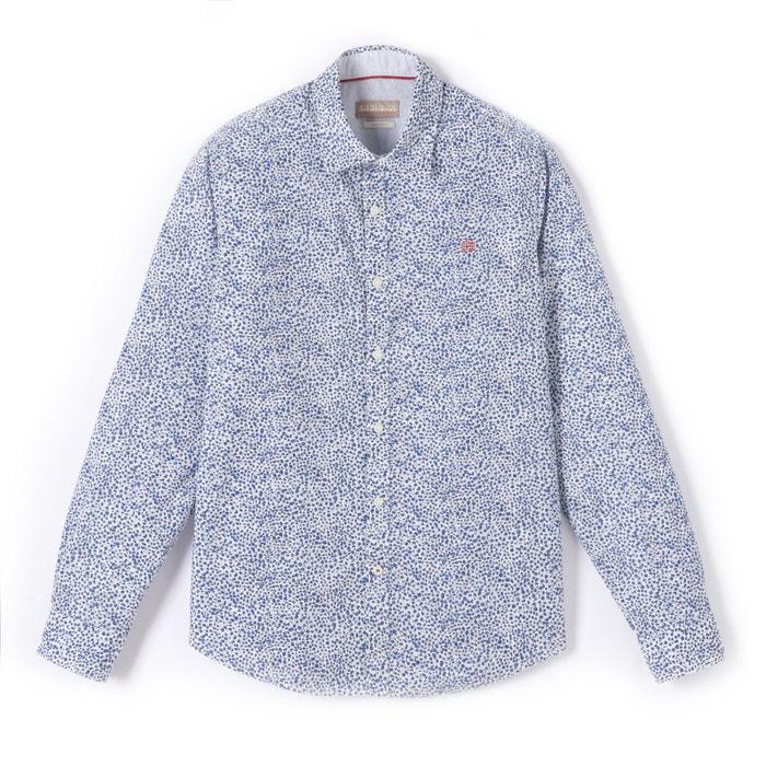 Gisborne Printed Slim Fit Shirt  NAPAPIJRI image 0