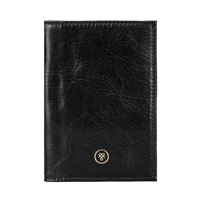 Pochette passeport en cuir italien prato Maxwell Scott | La Redoute Haute Qualité xmh6X