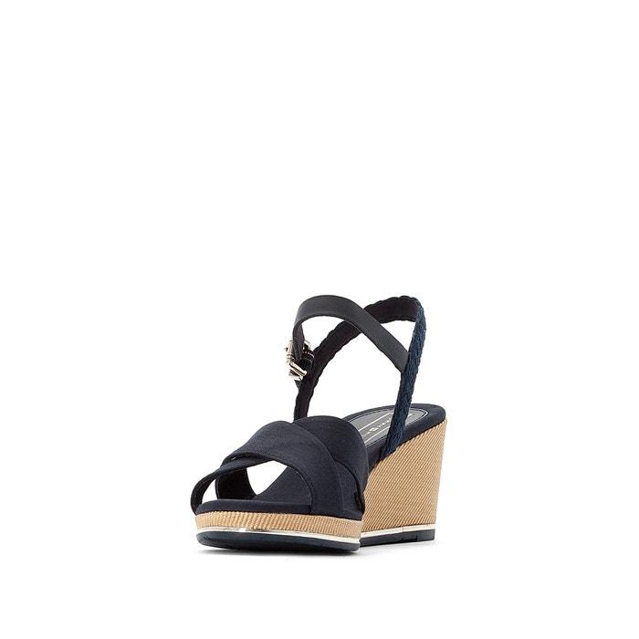 Sandales compensées Estella 1D