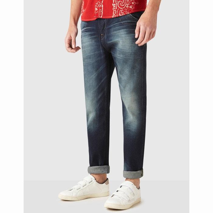 "Bild Tapered-Jeans ""Dodirt"", Used-Effekte CELIO"