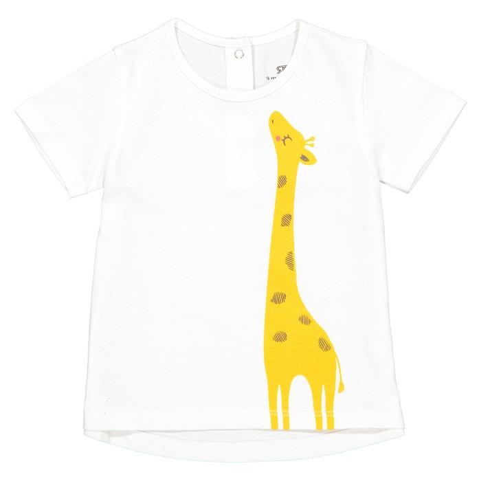 T-shirt fantasia giraffa 1 mese-4 anni T-shirt fantasia giraffa 1 c90543d0eb6