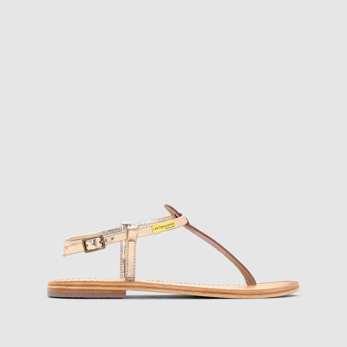 Narvil 100% Leather Sandals  LES TROPEZIENNES PAR M.BELARBI image 0