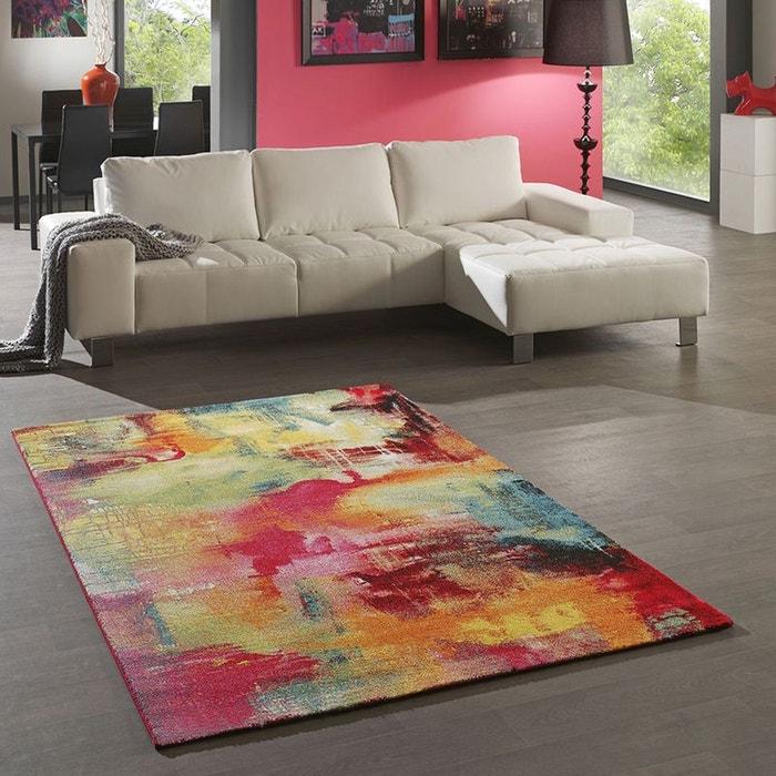 tapis belo multicolore tapis moderne 200 x 290 cm multicolore un amour de tapis la redoute. Black Bedroom Furniture Sets. Home Design Ideas