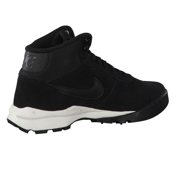 online retailer fc04c 786ce ... Basket nike hoodland suede - 807154-009 noir Nike ...