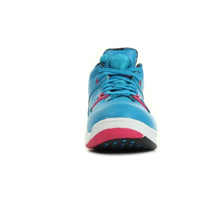 Pump aerobic lite m bleu/rose/noir Reebok